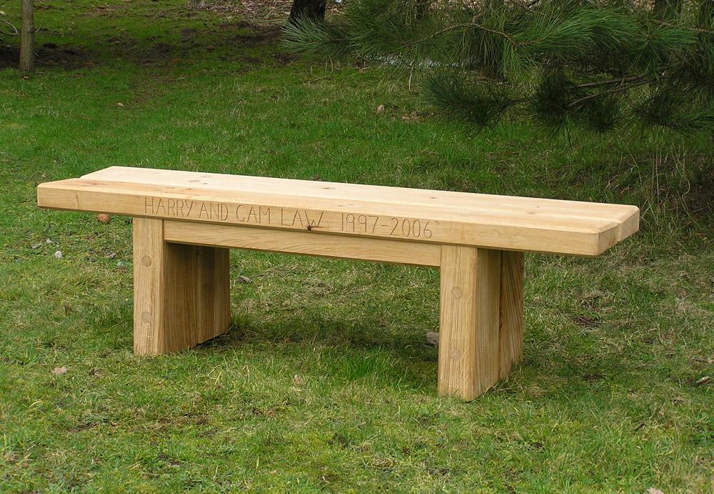 Bench Range Bench Memorials